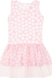 TXM TXM Sukienka niemowlęca na grubych ramiączkach 92 JASNY RÓŻOWY