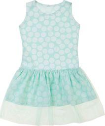TXM TXM Sukienka niemowlęca na grubych ramiączkach 98 MIĘTOWY