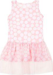 TXM TXM Sukienka niemowlęca na grubych ramiączkach 80 JASNY RÓŻOWY