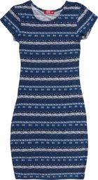 TXM TXM sukienka dziewczęca 152 GRANATOWY