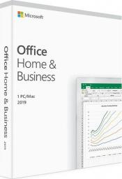 Microsoft Office Home & Business 2019 EN (T5D-03308)