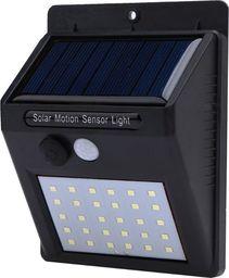 Kinkiet SAT-LINK Solarna lampa 30 LED z czujka PIR