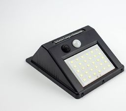 Kinkiet SAT-LINK Solarna lampa 30 LED z czujka zmierzchu