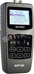 SAT-LINK Miernik satelitarny WS6923 SD