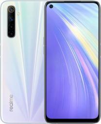 Smartfon Realme 6 128GB Dual SIM Biały
