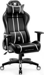 Fotel Diablo Chairs X-ONE 2.0 NORMAL Czarno-biały