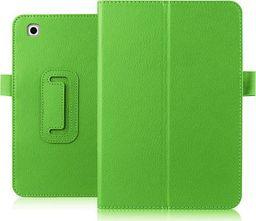 Etui do tabletu 4kom.pl Etui skórzane case do LG G Pad II 10.1 V940N stojak Zielone uniwersalny