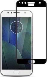 Mocolo Szkło Mocolo na cały ekran Motorola Moto G5S Plus czarne uniwersalny