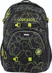 Coocazoo Plecak szkolny ScaleRale Laserbeam Black