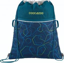 Coocazoo Worek na buty RocketPocket II Laserbeam Blue