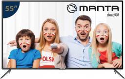 Telewizor Manta 50LUA57L LED 50'' 4K (Ultra HD) Android