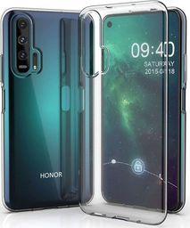 Alogy Etui silikonowe przezroczyste do Huawei Honor 20 Pro uniwersalny