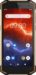 Smartfon myPhone Hammer Energy 2 32 GB Dual SIM Czarno-pomarańczowy  (HAMMER ENERGY 2 POMARAŃCZOWY)