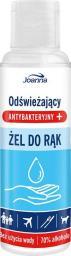 Joanna Antybakteryjny+ odświeżający żel do rąk bez użycia wody 100ml