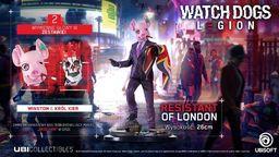 Figurka Watch Dogs Legion Resistant of London