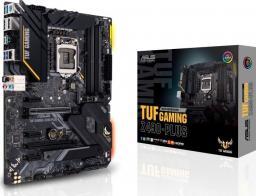 Płyta główna Asus TUF GAMING Z490-PLUS