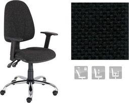 Nowy Styl Krzesło Tex Ergo R25S Steel EF-019 czarny (NOW352)