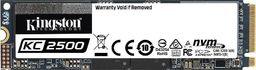 Dysk SSD Kingston SKC2500 250 GB M.2 2280 PCI-E x4 Gen3 NVMe (SKC2500M8/250G)