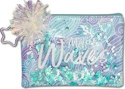 Stnux Kosmetyczka Mermaid fale 6185 STNUX