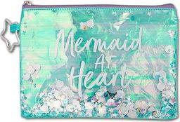 Stnux Kosmetyczka Mermaid turkusowa 6192 STNUX