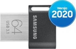 Pendrive Samsung FIT Plus 2020 64GB USB 3.1 (MUF-64AB/APC)