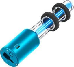 ProMedix Lampa sterylizacyjna UV-C z ozonowaniem PR-210 C niebieska