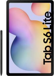 "Tablet Samsung Galaxy Tab S6 Lite 10.4"" 64 GB 4G LTE Szary  (SM-P615NZAAXEO)"
