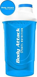 Body Attack Body Attack Shaker 600ml : Kolor - Zielony