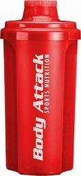 Body Attack Body Attack Shaker 700ml : Kolor - Różowy