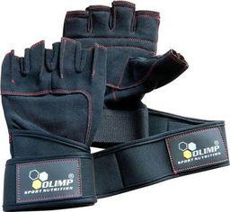Olimp Olimp Rękawice treningowe Raptor czarne : Rozmiar - S