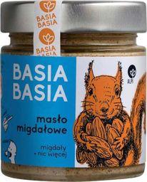 ALPI Hummus Basia Basia Masło migdałowe 210g