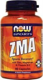 NOW Foods Now ZMA 90 kaps.