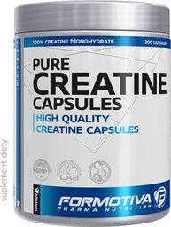 Formotiva Formotiva Pure Creatine Capsules 300 kaps.
