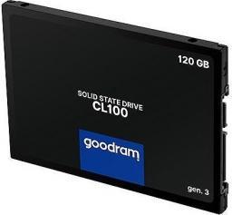 Dysk SSD GoodRam CL100 Gen3 120 GB 2.5'' SATA III (SSDPR-CL100-120-G3)