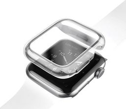 Uniq UNIQ etui Garde Apple Watch Series 5/4 44MM przezroczysty/clear