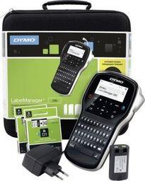 Drukarka etykiet Dymo Drukarka DYMO LabelManager 280, zestaw walizkowy 2091152 QWERTY