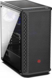 Komputer Adax Draco Core i3-9100F, 8 GB, GTX 1650, 512 GB M.2 PCIe Windows 10 Home