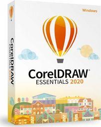 Corel CorelDraw Essentials 2020 CZ/PL (CDE2020CZPLMBEU)