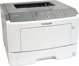 Lexmark Lexmark MS415dn Drukarka Laserowa Duplex Sieć 30-50 tysięcy stron +NOWY TONER uniwersalny