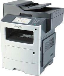 Lexmark Lexmark MX611dhe Urządzenie Wielofunkcyjne MONO DUPLEX SIEĆ Przebieg powyżej 100 tysięcy stron uniwersalny