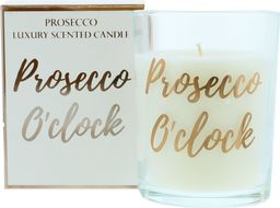 świeca ozdobna Prosecco O'clock, 220 g (30331316)