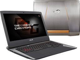 Laptop Asus ROG Strix G752VS (G752VS-GC292T)