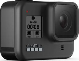 Kamera GoPro Kamera sportowa GoPro Hero 8 - + 1 dodatkowa bateria