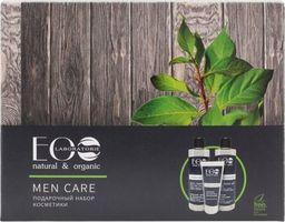 EO Laboratorie Rinkinys vyrams Men Care EO Laboratorie: šampūnas 200 ml + dušo želė 200 ml + kremas po skutimosi 100 ml
