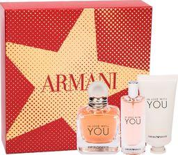 Giorgio Armani Zestaw In Love With You