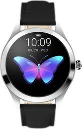 Smartwatch Rubicon KW10 Czarny  (rubicon_20200528110957)