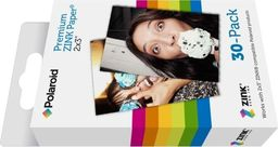 Aparat cyfrowy Polaroid Wkłady do aparatu POLAROID Z2300 / POLAROID SNAP oraz drukarki POLAROID ZIP PRINTER - 2x opakowanie (30 zdjęć) = 60 zdjęć