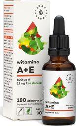 Aura Herbals Witamina A+E krople 30ml