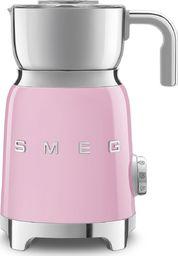 Spieniacz do mleka Smeg Różowy (8017709284206)