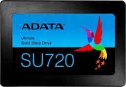 "Dysk SSD ADATA Ultimate SU720 1 TB 2.5"" SATA III (ASU720SS-1T-C)"
